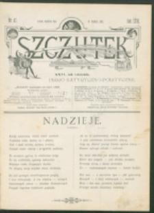 Szczutek : pisemko humorystyczne. R. 26, nr 47 (1894)