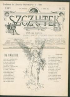 Szczutek : pisemko humorystyczne. R. 26, nr 48 (1894)