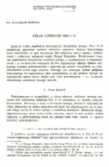 Układ literacki Prz 1-9.
