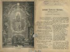 Antoni Edward Odyniec : wspomnienie jubileuszowe / skreślił Stanisław Ptaszycki.