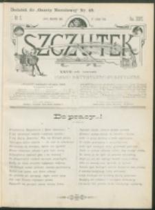 Szczutek : pisemko humorystyczne. R. 27, nr 5 (1895)