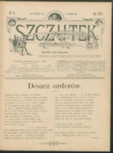 Szczutek : pisemko humorystyczne. R. 27, nr 12 (1895)