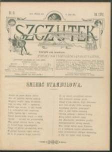 Szczutek : pisemko humorystyczne. R. 27, nr 18 (1895)