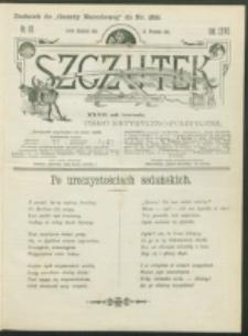 Szczutek : pisemko humorystyczne. R. 27, nr 22 (1895)
