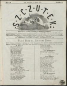 Szczutek : pisemko humorystyczne. R. 5, nr 2 (1873)