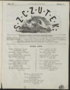 Szczutek : pisemko humorystyczne. R. 5, nr 12 (1873)