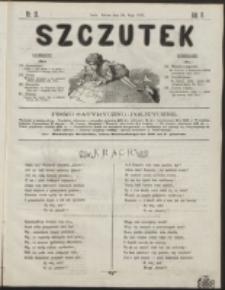Szczutek : pisemko humorystyczne. R. 5, nr 21 (1873)