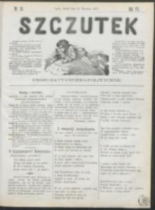 Szczutek : pisemko humorystyczne. R. 7, nr 39 (1875)