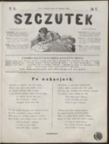 Szczutek : pisemko humorystyczne. R. 6, nr 34 (1874)