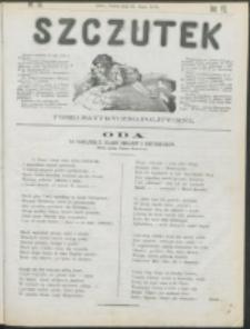 Szczutek : pisemko humorystyczne. R. 7, nr 30 (1875)