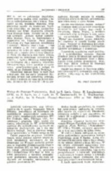 Recenzja : Wstęp do Starego Testamentu. Red. ks S. Łach. Oprac. H. Langkammer OFM, ks. S. Łach, ks. J. Łach, ks. E. Zawiszewski, ks. L. Stachowiak,ks. A. Kubik, ks. S. Potocki. Poznań-Warszawa 1973 ss. 760. Pallottinum