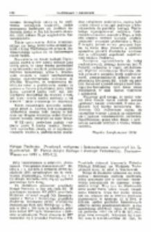 Recenzja : Księga Psalmów. Przełożył, wstępem i komentarzem zaopatrzył ks. L.Stachowiak. W: Pismo święte Starego i Nowego Testam entu. Poznań—Warszawa 1971 s. 570-711.