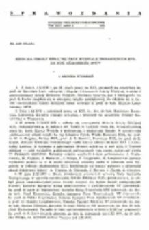 Kronika Szkoły Biblijnej przy Wydziale Teologicznym KUL na rok akademicki 1976/1977.