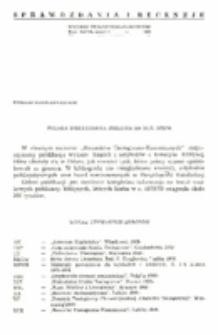 Polska bibliografia biblijna za rok 1978/79.