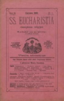 SS. Eucharistia. R. 6, nr 6 (1900)