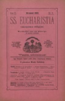 SS. Eucharistia. R. 6, nr 9 (1900)