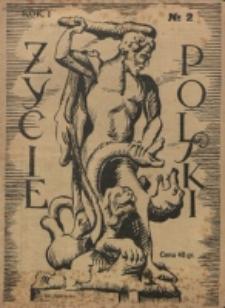 Życie Polski. R.1, nr 2 (1927)