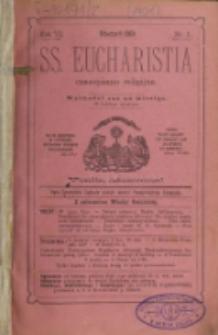 SS. Eucharistia. R. 7, nr 1 (1901)