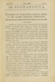 SS. Eucharistia. R. 7, nr 2 (1901)
