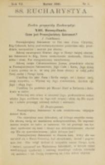 SS. Eucharistia. R. 7, nr 3 (1901)