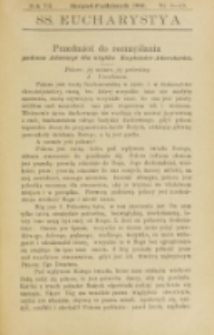 SS. Eucharistia. R. 7, nr 8/10 (1901)
