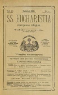 SS. Eucharistia. R. 3, nr 4 (1897)