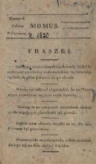 Momus. T. 1, nr 1 (1820)