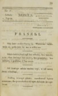 Momus. T. 1, nr 5 (1820)