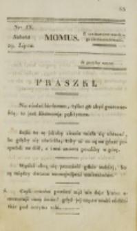 Momus. T. 1, nr 9 (1820)