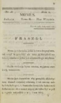 Momus. T. 2, nr 2 (1820)