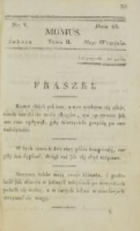 Momus. T. 2, nr 5 (1820)