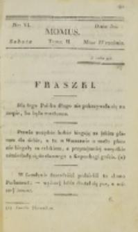 Momus. T. 2, nr 6 (1820)