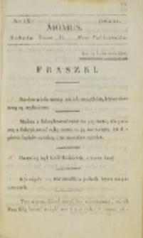 Momus. T. 2, nr 9 (1820)
