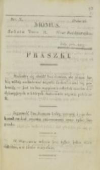 Momus. T. 2, nr 10 (1820)