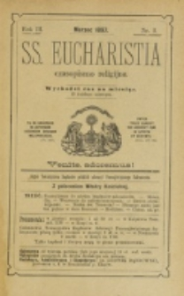 SS. Eucharistia. R. 3, nr 3 (1897)