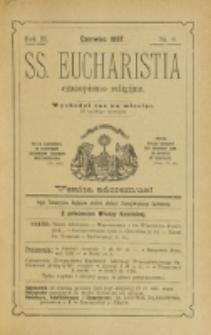 SS. Eucharistia. R. 3, nr 6 (1897)