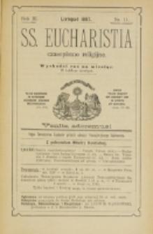 SS. Eucharistia. R. 3, nr 11 (1897)
