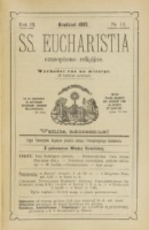 SS. Eucharistia. R. 3, nr 12 (1897)