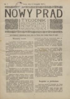 Nowy Prąd. 1912, nr 7