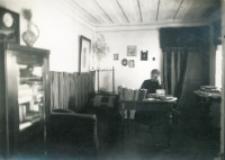 Emilia Szeligowska w domowej pracowni