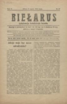 Biełarus. H. 2, nr 27 (1914)
