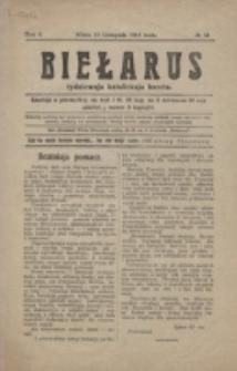 Biełarus. H. 2, nr 46 (1914)