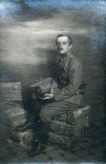 Witold Kremer - jeden z pierwszych pracowników Biblioteki K.U.L.