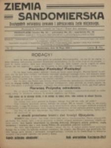 Ziemia Sandomierska. Nr 2 (1920)