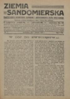 Ziemia Sandomierska. Nr 7 (1920)