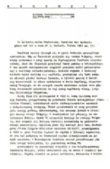 Recenzja : II Salterio della Tradizionę. Versione del Salterio greco dei LXX a cura di L. Mortari. Torino 1983 ss. 333.