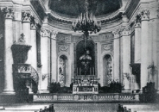 Kościół św. Katarzyny w Petersburgu, wnętrze