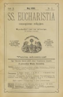 SS. Eucharistia. R. 2, nr 5 (1896)