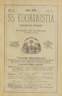 SS. Eucharistia. R. 2, nr 7 (1896)