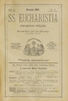 SS. Eucharistia. R. 2, nr 8 (1896)